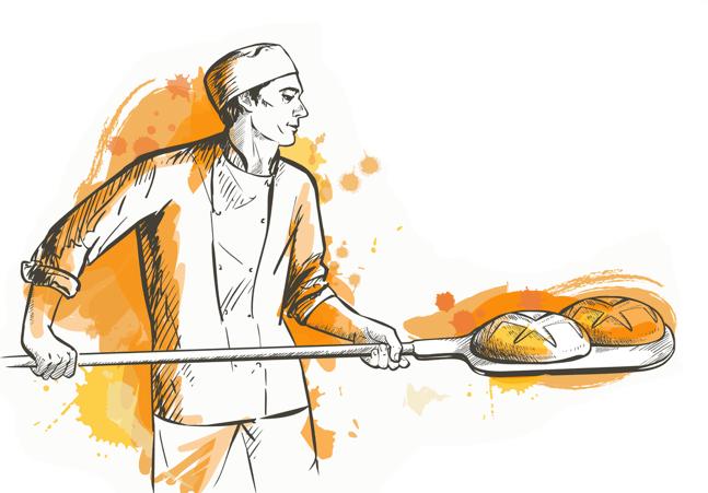 Olha o pão | Entrega de pão ao domícilio